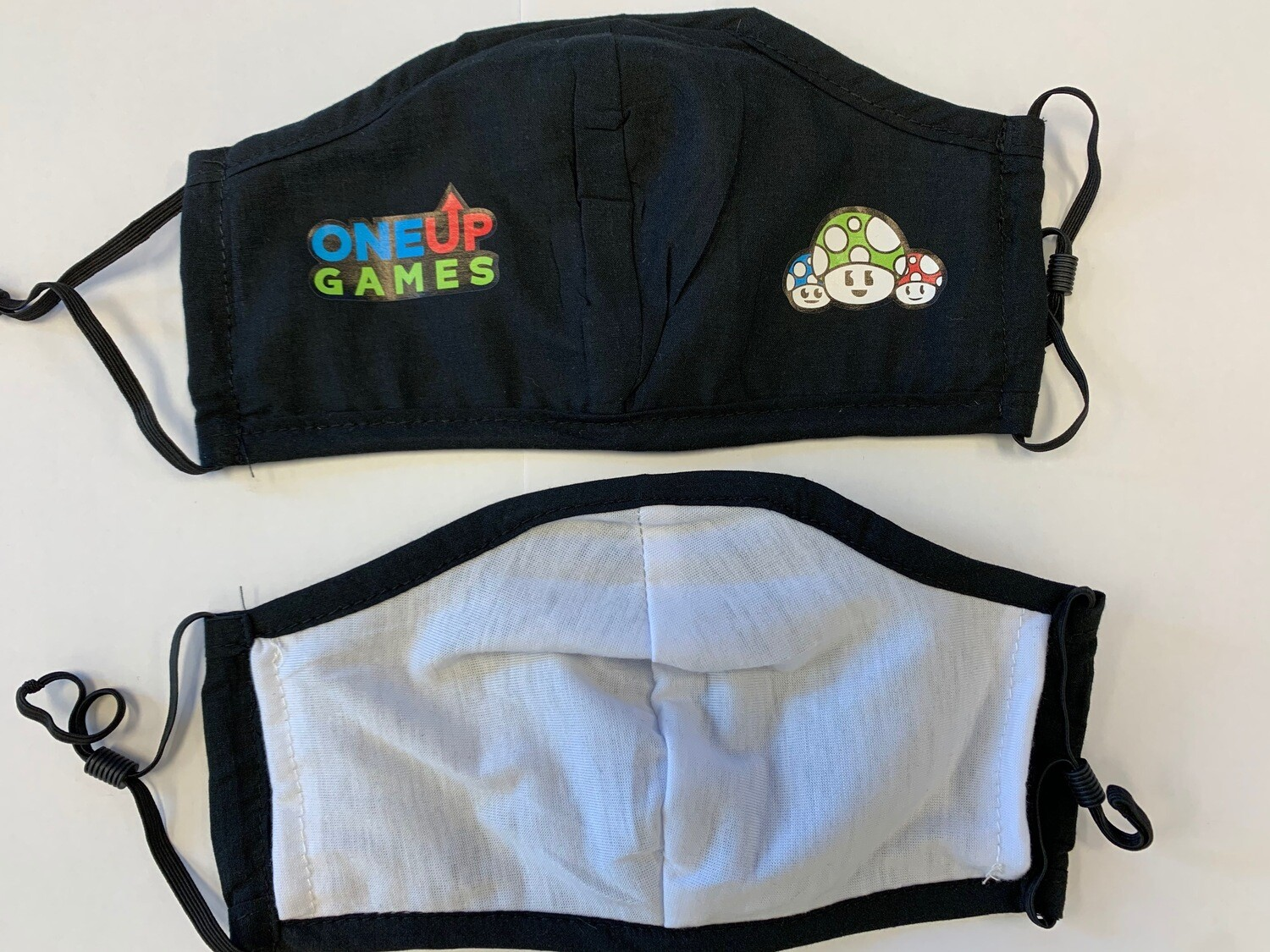 One Up Games Mask