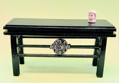 Art Deco Hall table kit 12th Scale