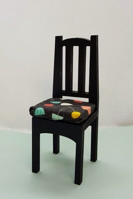 Art Deco Chair - 12th Scale Kit
