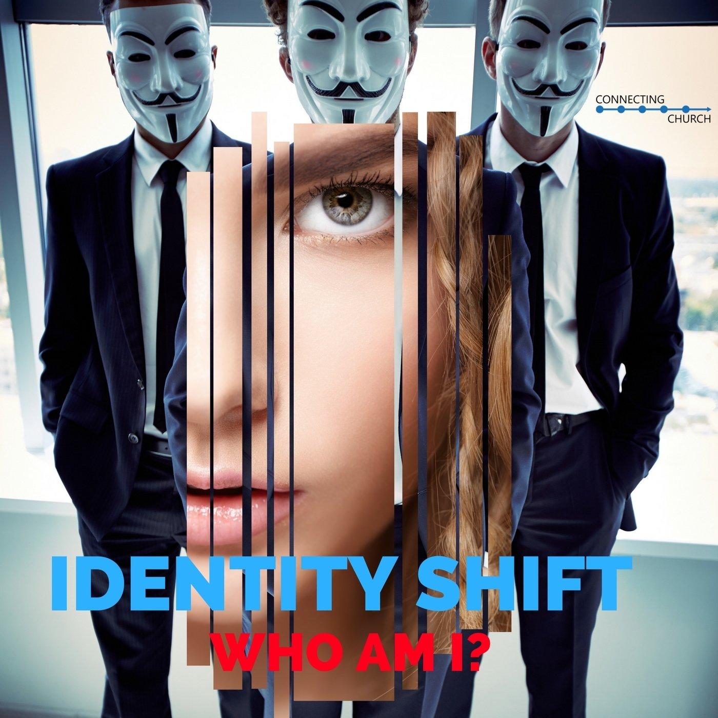 IDENTITY SHIFT 5 Part Series (MP3)