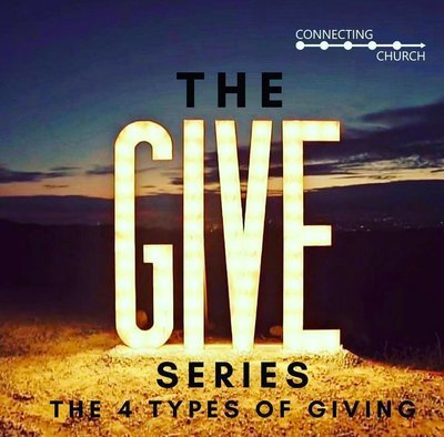 The Give Series: The 4 Types of Giving 7 Part Series (MP3)