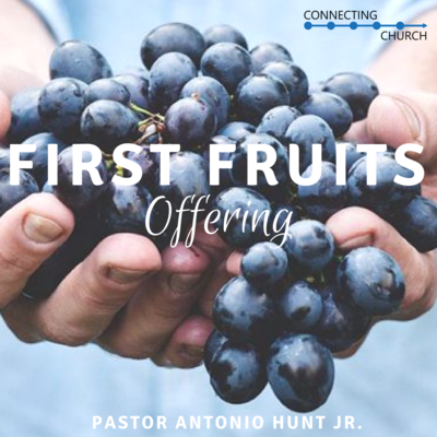 FIRST FRUITS OFFERING (Single Message MP3)
