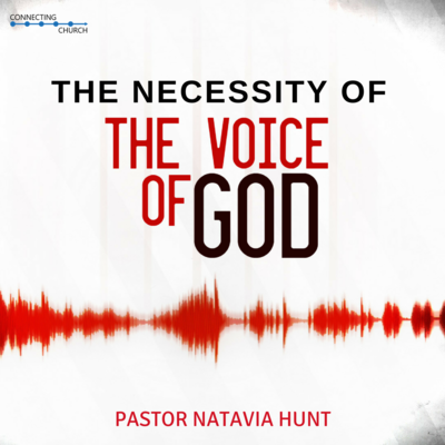 The Necessity of the Voice of God (Single Message MP3)
