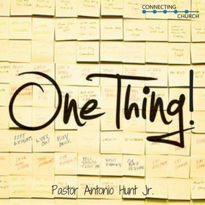 ONE THING! (Single Message MP3)