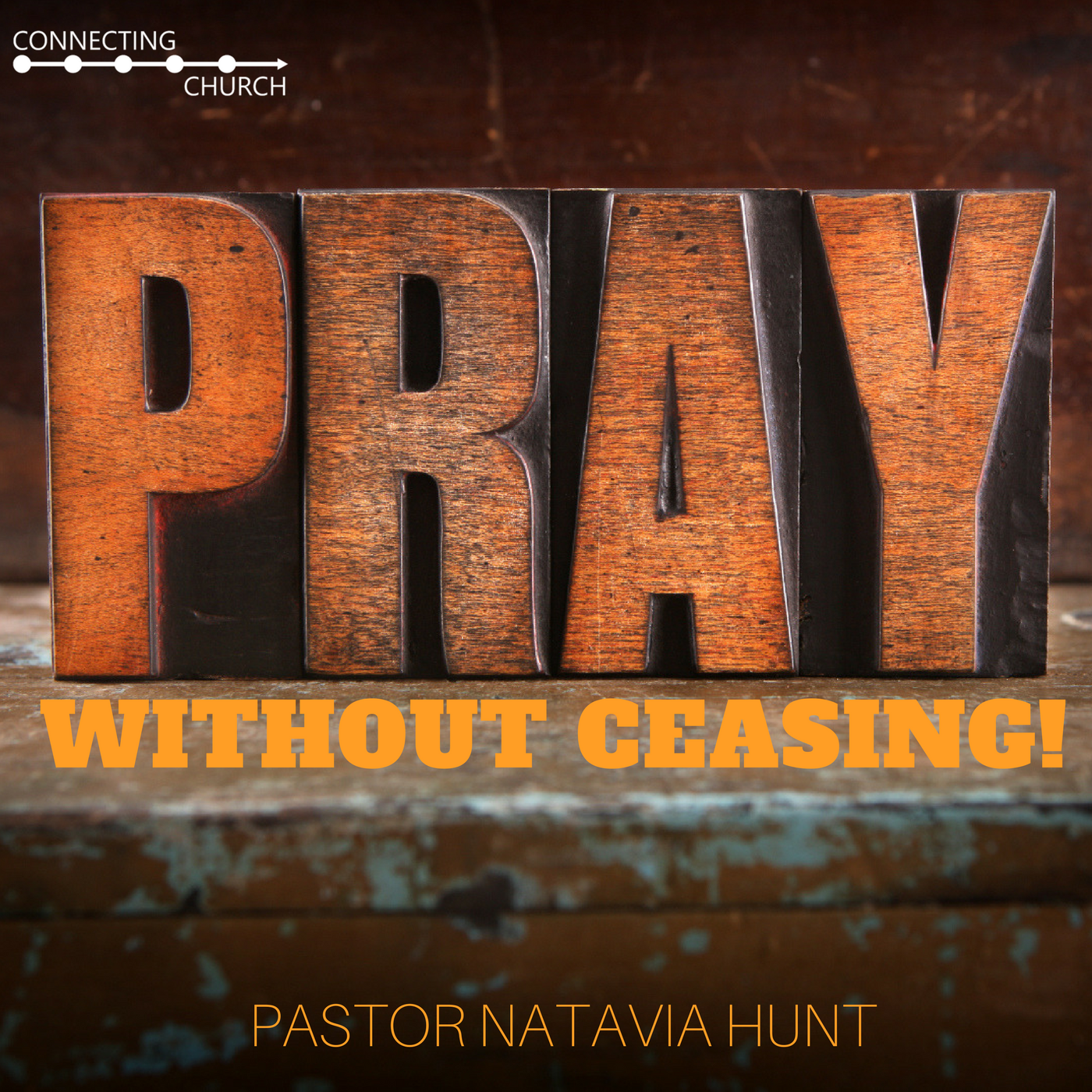 Pray Without Ceasing! (Single Message MP3)