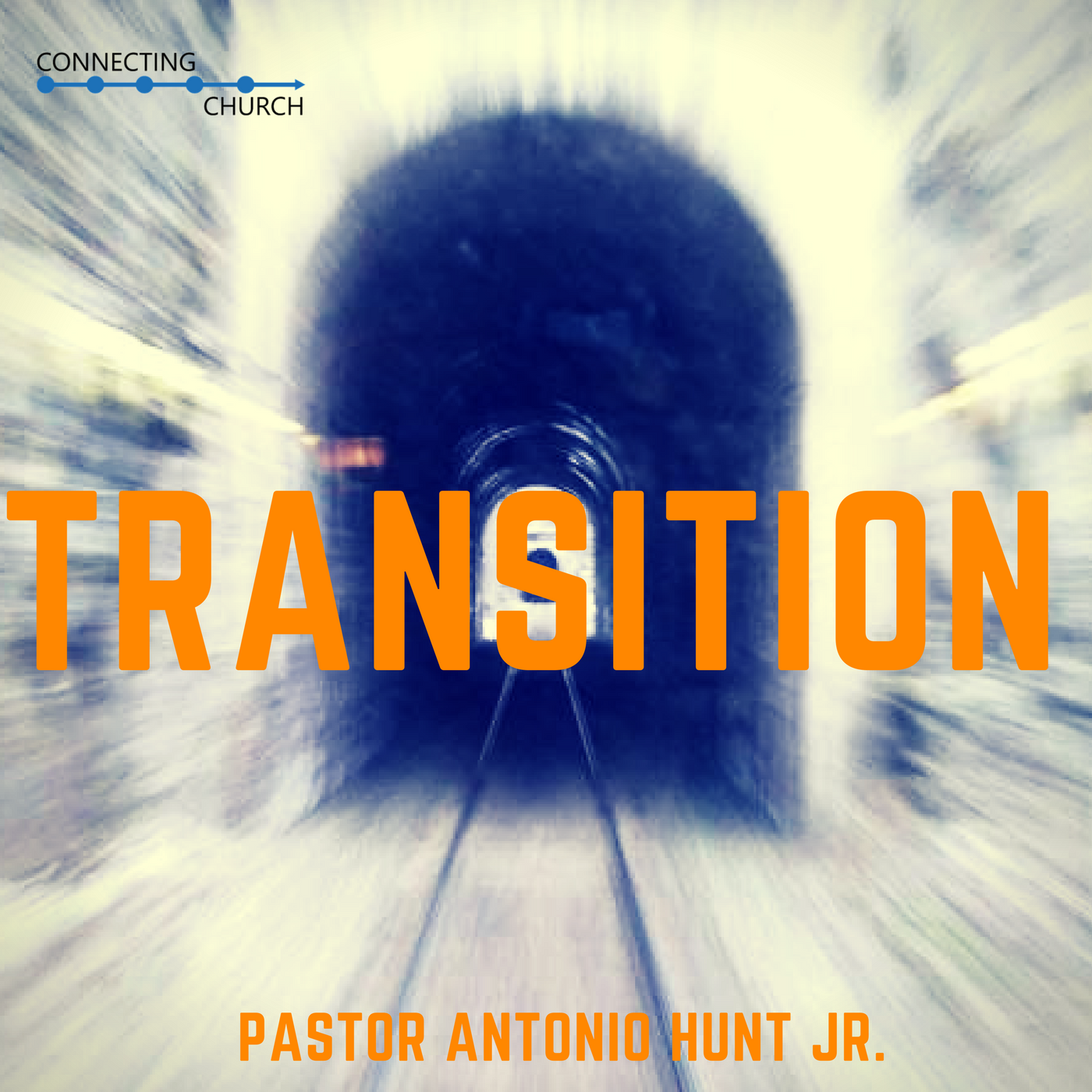 TRANSITION (Single Message MP3)