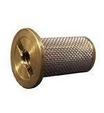 Strainer Screen with Check-Valve - 50 Mesh Screen