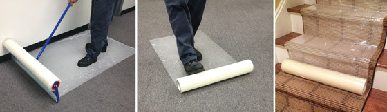 Carpet Protection Film - (24