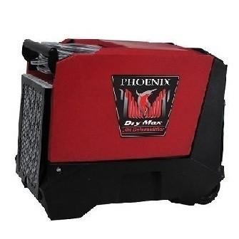 Phoenix Dry Max LGR Dehumidifier - RED