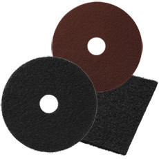 """17"""" Floor Stripping Pads (Select Type)"""