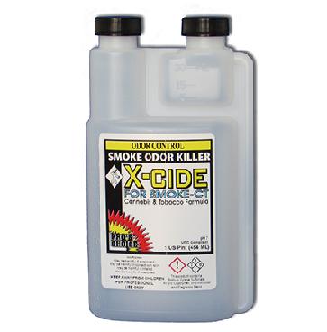 X-Cide for Smoke Removal - PT