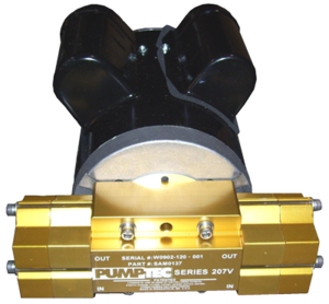 AP52, Pumptec Pump 500psi #207v