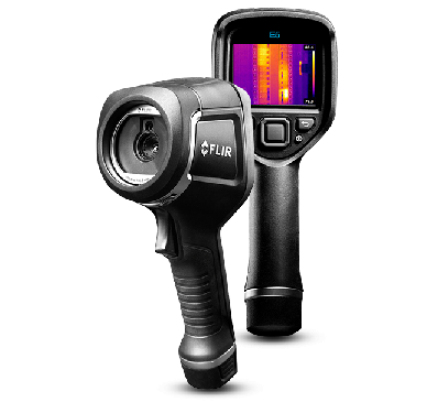 FLIR E5-XT Thermal Imaging Camera with Extended Temperature Range