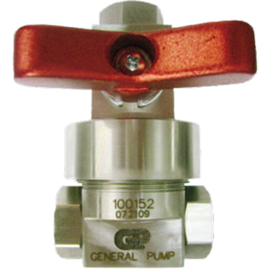 Chemical Pump with Ball Valve - General Pump