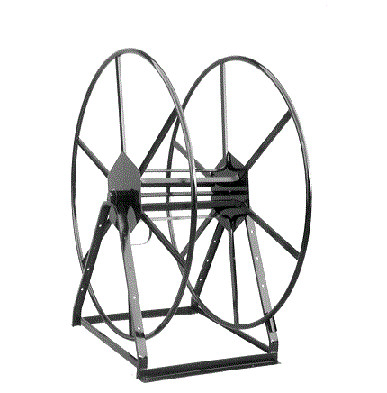 250' Vacuum Hose Reel by Rokan - Manual