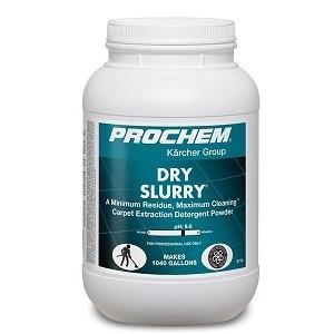 Dry Slurry Extraction Detergent - 6.5#