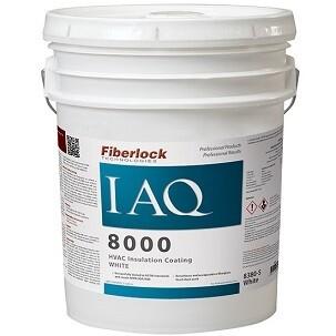 IAQ 8000 White HVAC Insulation Sealer - PL