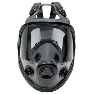 5400 Series North Full Facepiece - (Select Size)