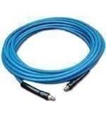 """BLUE 1/4"""" High-Pressure Solution Hose - 50ft"""