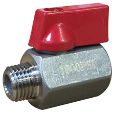 1,000psi Carpet Cleaning Valve - Shut Off Valve