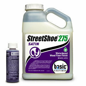 Streetshoe 275 Semi-Gloss with Catalyst XL - GL
