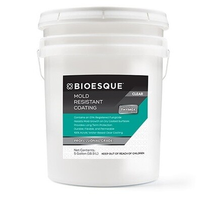 Bioesque Mold Resistant Coating (Select Color) - PL