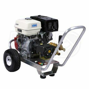 4000psi Direct Drive Cold Water Pressure Washer - Pressure Pro