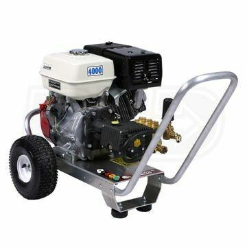 4000psi Direct Drive Cold Water Pressure Washer - Pressure Pro
