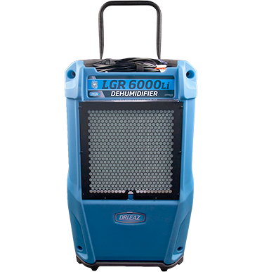 LGR 6000Li Dehumidifier by Drieaz
