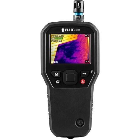FLIR MR277 Moisture Hygrometer & MSX™ IR Camera