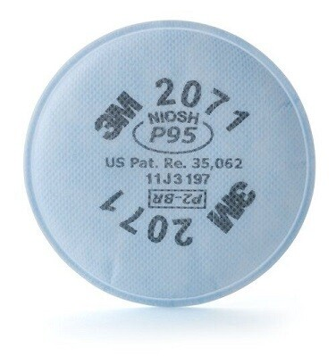 3M™ Particulate Filter 2071 - P95