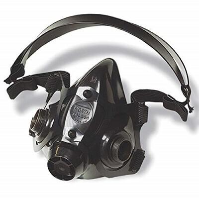 7700 Series North Silicone Half Face Respirator - (Select Size)