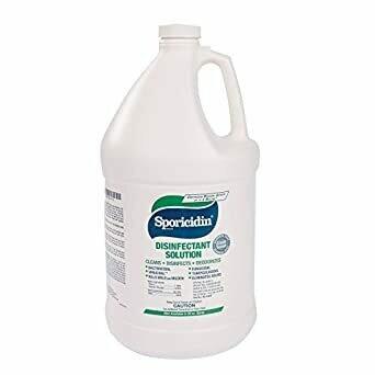 Sporicidin Disinfectant Solution - GL