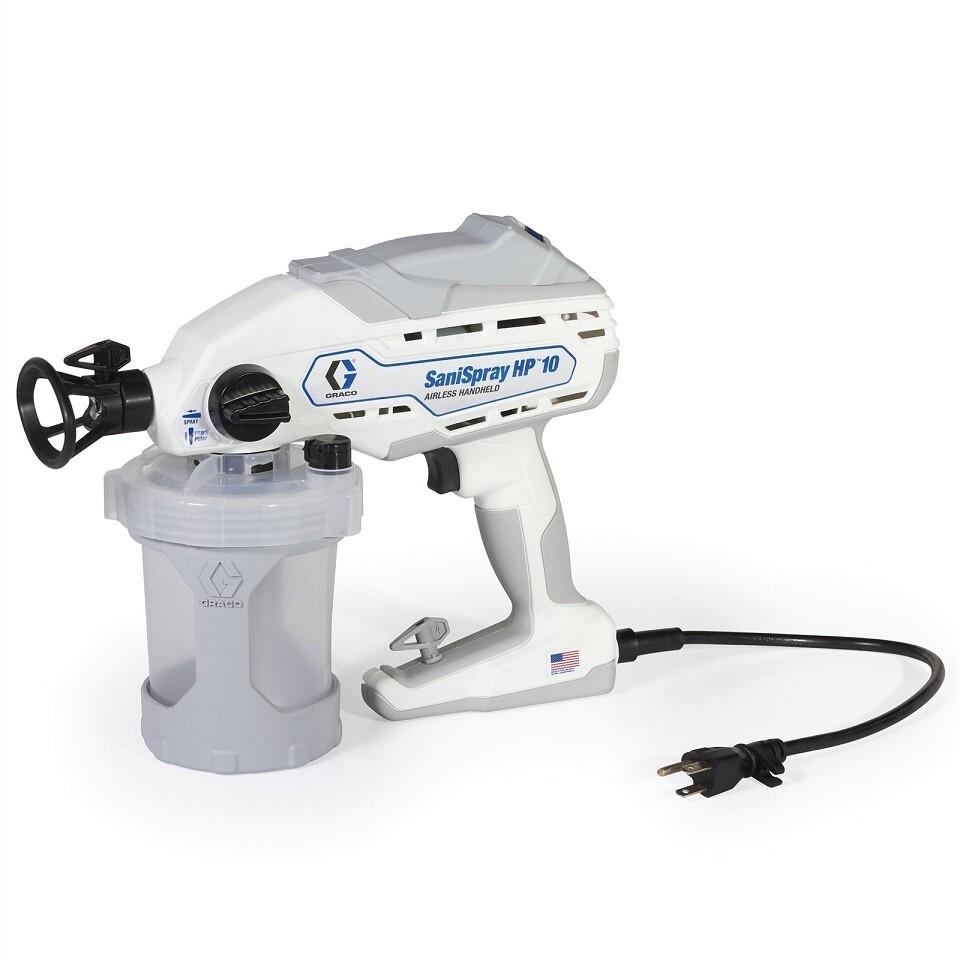 SaniSpray HP10 Disinfectant Sprayer by Graco