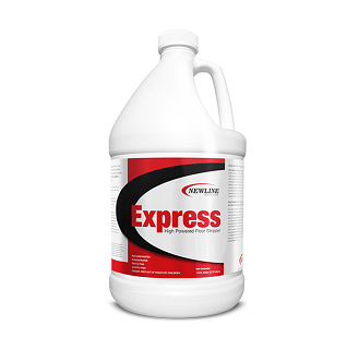 Express Concentrated Floor Stripper by Newline - (Select Size)