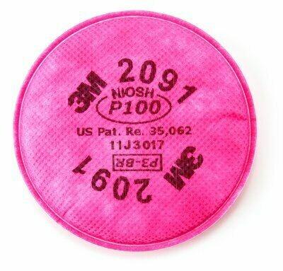 3M™ Particulate Filter 2091 - P100