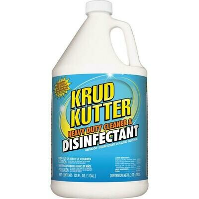 Krud Kutter Heavy Duty Cleaner and Disinfectant - GL