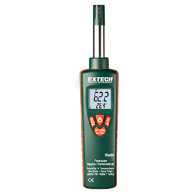 RH490 Precision Hygro-Thermometer by Extech