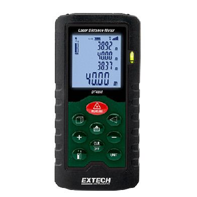 DT40M Laser Distance Meter by Extech