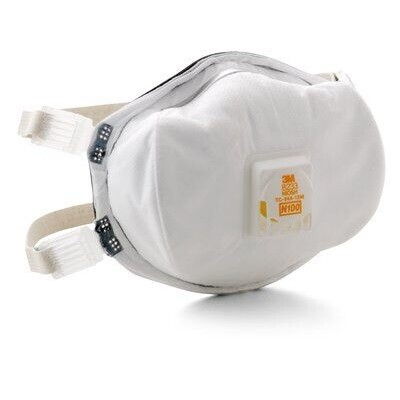 3M™ Particulate N100 Respirator - (ea.)