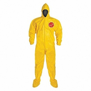 Tychem 2000 Suit XL