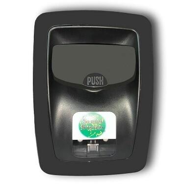 Hand Sanitizer Dispenser by Serum