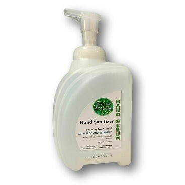 Hand Sanitizer Stand Alone 950ml by Serum