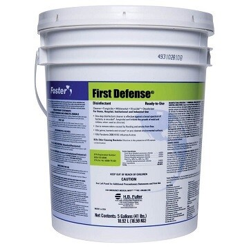 40-80 Foster® First Defense™ Disinfectant