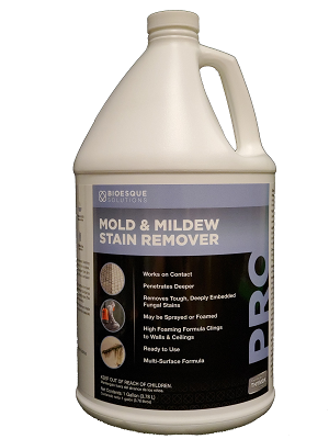 Mold and Mildew Stain Remover by Bioesque gl