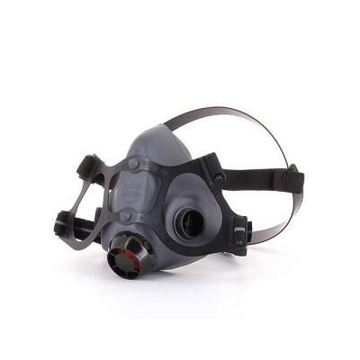 5500 Series North Silicone Half Face Respirator - (Select Size)