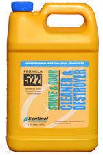 522 Smoke & Odor Cleaner & Destroyer - GL