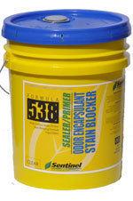 538 CLEAR Smoke & Odor Encapsulant - PL