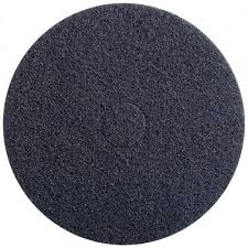 "20"" Black Stripping Pad"