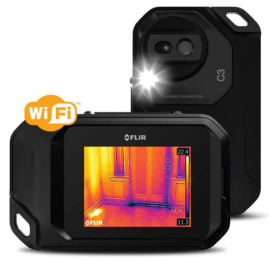 C3 Thermal Imaging Camera w/ Wi-Fi by FLIR